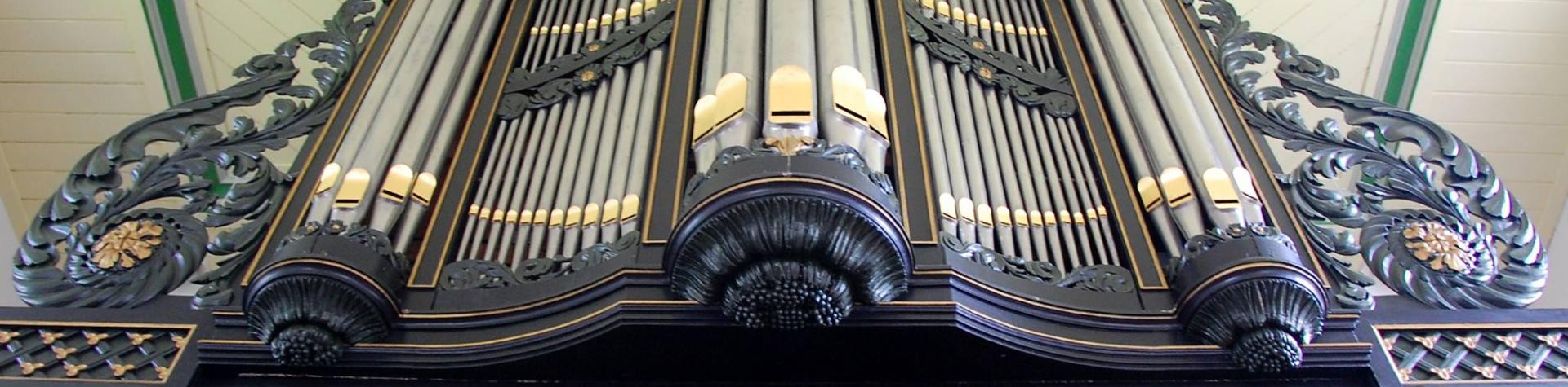 Van Oeckelen orgel